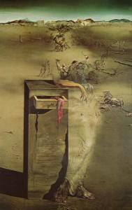 Salvador Dali (1904 – 1984) Espagne (1938) Olieverf op doek (91,8 x 60,2 cm)
